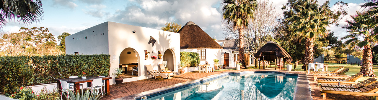 Bella Manga Country Escape - clean, pure, friendly hospitality in Plet; Garden Route Accommodation.
