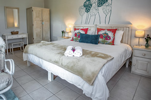 Our Sunbird Rooms offer great Plett B&B accommodation